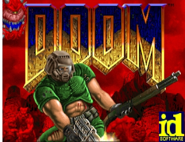 Doom, quand un space marine est confronté a l'enfer Doom-art