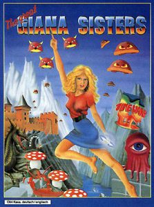 The great Giana Sisters - C64 (Rainbow Arts, 1987)