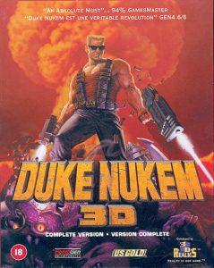Duke Nukem 3D - PC (3D Realms, 1996)