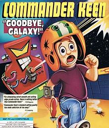 Commander Keen 4 - PC (ID Software, 1991)