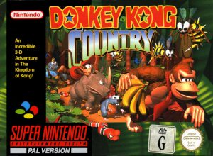 Donkey Kong Country - SNES (Rare, 1994)