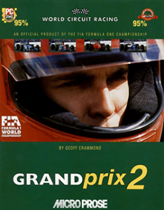 Grand Prix 2 - PC (Microprose, 1996)