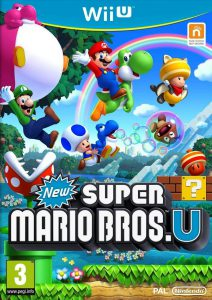 New Super Mario Bros. U - WiiU (Nintendo, 2012)
