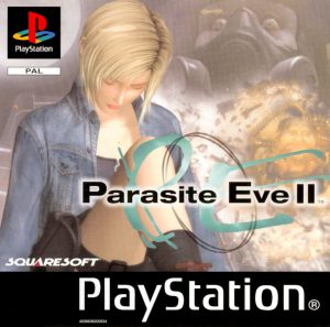 Parasite Eve 2 - Playstation (Squaresoft, 2000)