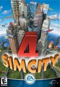 Simcity 4 - PC (Maxis, 2003)