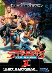 Street of Rage II - Megadrive (Sega, 1992)