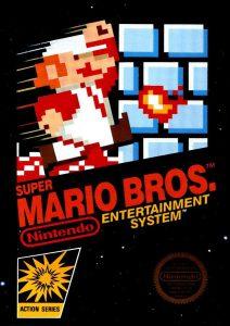 Super Mario Bros. - NES (Nintendo, 1985)