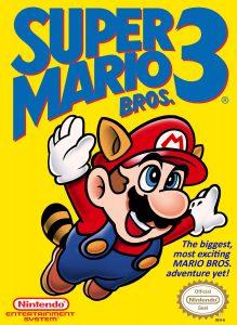 Super Mario Bros. 3 - NES (Nintendo, 1991)