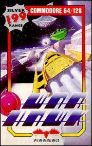 Warhawk - C64 (Proteus Développement, Firebird, 1986)