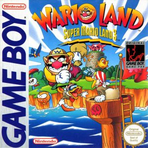 Super Mario Land 3 : Warioland - Gameboy (Nintendo, 1994)