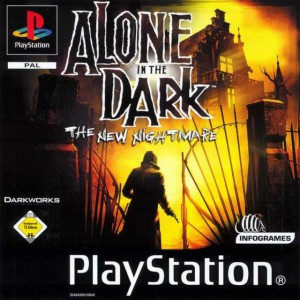 Alone in Dark : the new nightmare - Playstation (Darkworks, 2001)