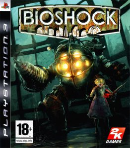 Bioshock - PS3 (2K Games, 2008)