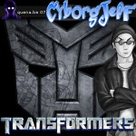 cyborgjeff joined the Autobots !
