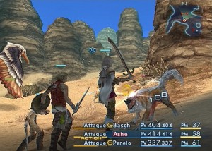 Final Fantasy XII - PS2 (Square Enix, 2007)