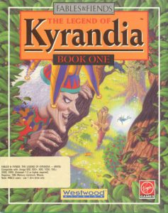 Legend of Kyrandia - PC (Westwood Studios, 1992)