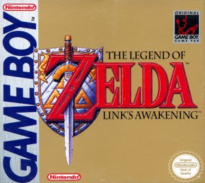 Legend of Zelda : Link's awakening - Gameboy (Nintendo, 1993)