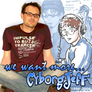 Cyborg Jeff - We Want More
