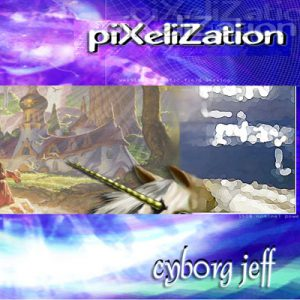 Cyborg Jeff - Pixelization