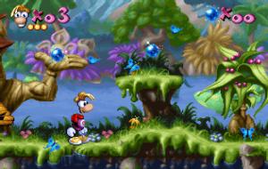 Rayman - PC/Playstation (Ubisoft, 1995)