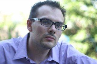 Pierre Cyborg Jeff Martin (photo par Frédéric Duvivier, 2006)