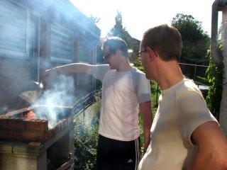 Barbec Piet & Didier