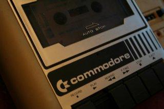 lecteur K7 C64