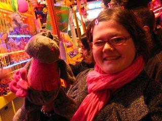 Petite Snorkys et son Hippo