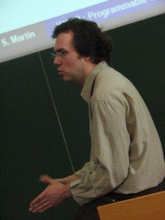 Dr Sylvain 'Pype' Martin