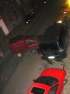 crash rue de la bergerie