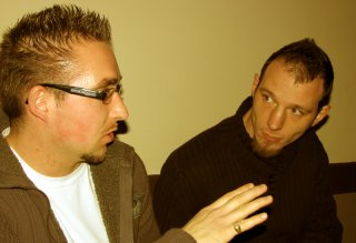 Christopher Grandrat & Olivier Borsu