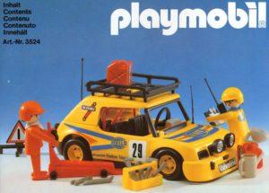 Ma première voiture Playmobil