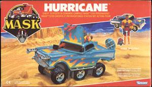 M.A.S.K. - Hurricane