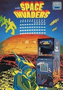 220px Space Invaders Flyer, 1978