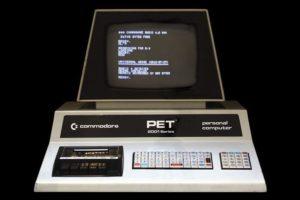 Commodore Pet 2001 05
