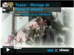 Mariage en ligne.