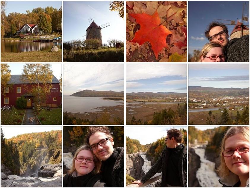 Voyage au Québec - L'été indien