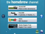Tentons la Homebrew Channel