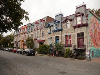 Jolies maisons à Montréal