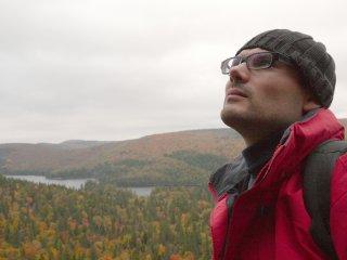 Pierre Cyborg Jeff Martin - Canada