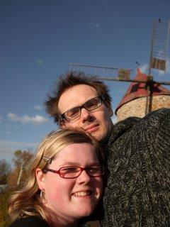 Le moulin de l'Isle aux Coudres