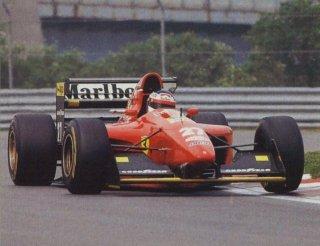 1994, Jean Alesi sur Ferrari