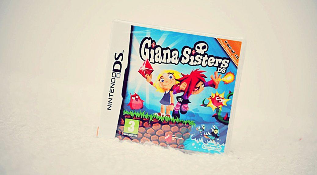 Giana Sisters sur la DS