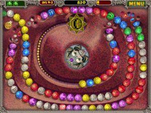 Zuma Deluxe - PS3 (Sony - Popgames, 2009)