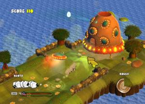 Flock! - PS3 (1C Company - Proper Games, 2009)