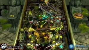 Zen Pinball - PS3 (Sony - Zen Studios, 2009)