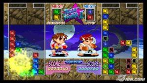 Super Puzzle Fighter II Turbo - PS3 - Capcom, 2009)