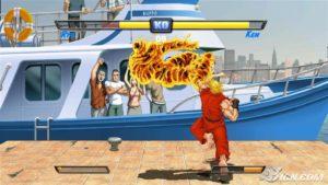 Super Street Fighter II Turbo: HD Remix - PS3 (Capcom - Backbone Emeryville, 2008)