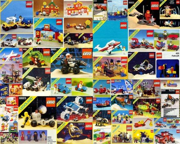 Mes Boites Lego