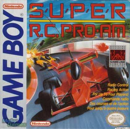 Super R.C. Pro-AM - GB (Nintendo - Rare, 1991)