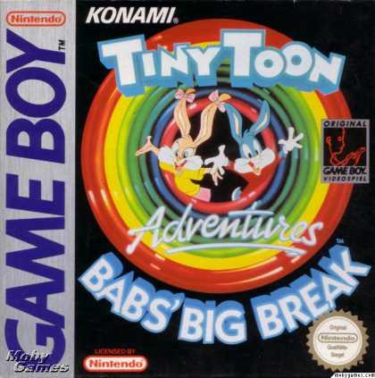 Tiny Toon Adventures : Babs' Big Break (Konami, 1992)